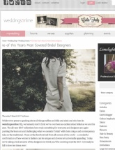Weddings Online Mar 17