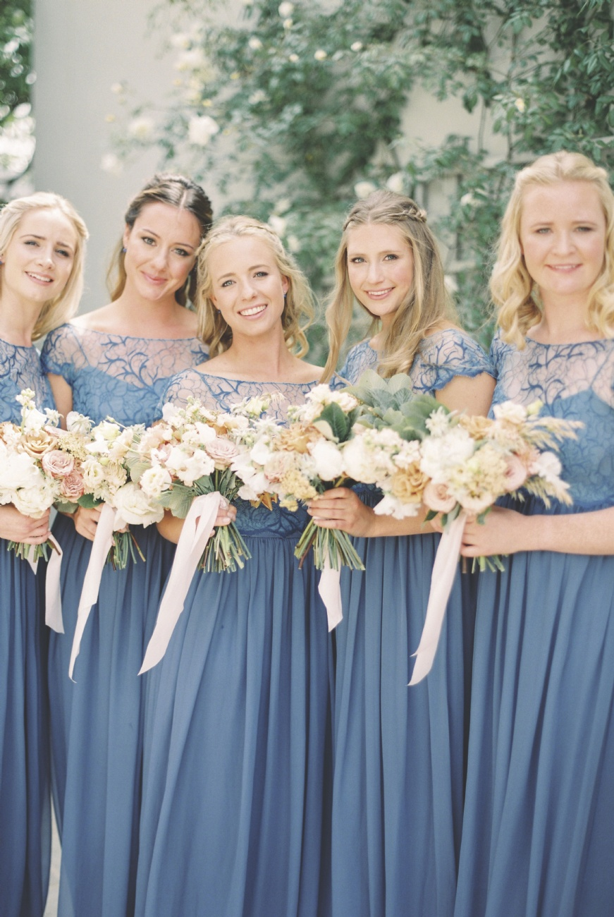 Bespoke Bridesmaids, Flower Girls & Page Boys